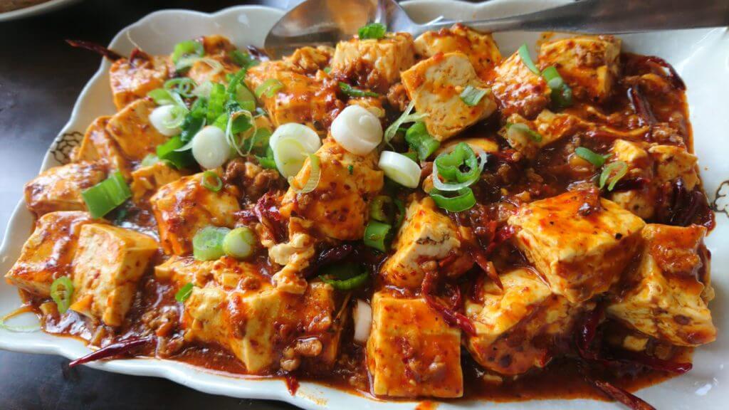 Ma-Po's Tofu