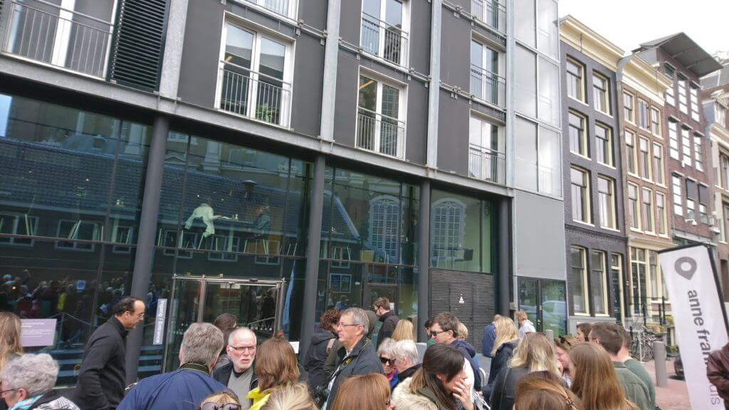 Anne Frank House Que