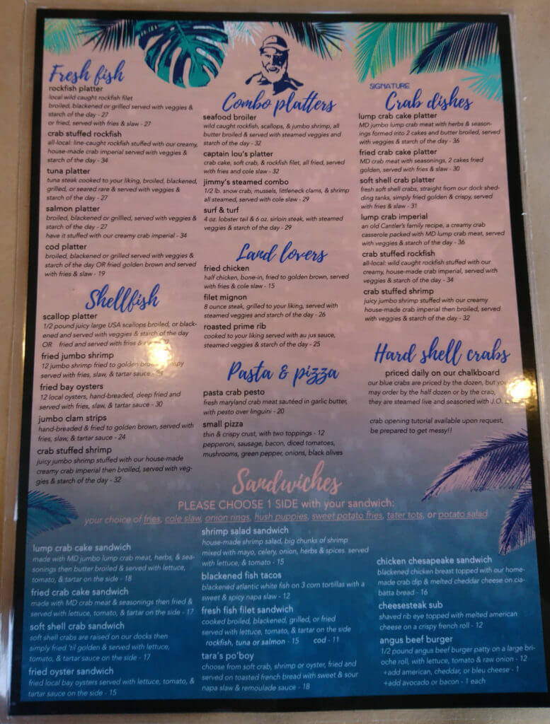 Cantler Menu-food2
