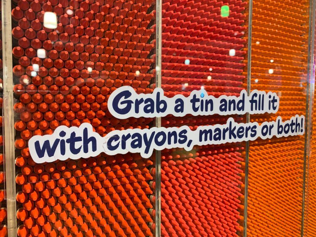 Crayon Wall-2