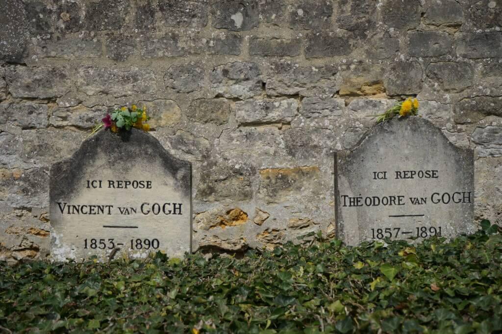 Gogh Tomb