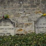 ゴッホが最期に過ごした宿、ラヴー旅館と墓地を訪れる – フランス郊外