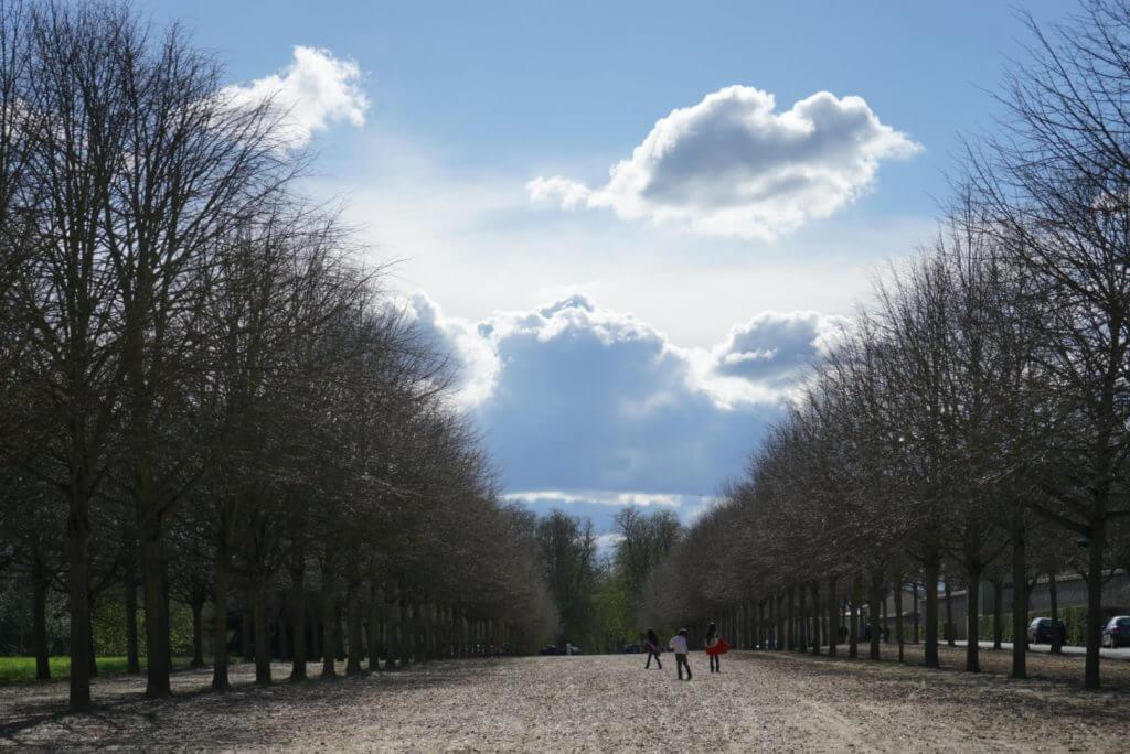 Petit to Grand Trianon