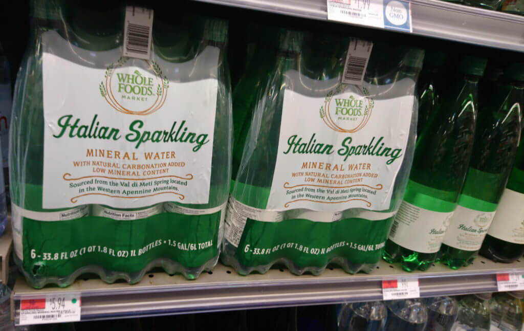 Italian Sparkling Water
