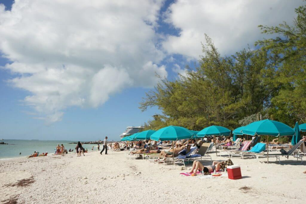 Key West Beach-1